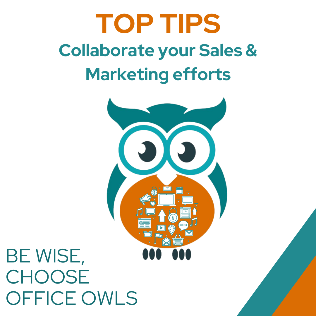 ollaborate your Sales & Marketing efforts