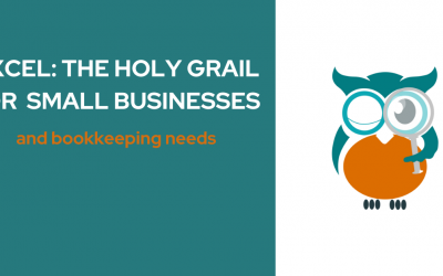Excel the holy grail for small businesses